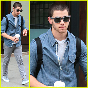 Nick Jonas Teams Up With DexCom to Spread Diabetes Awareness