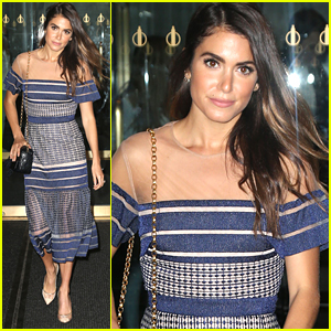 Nikki Reed Promotes 'Balls Out' Flick on 'Today'