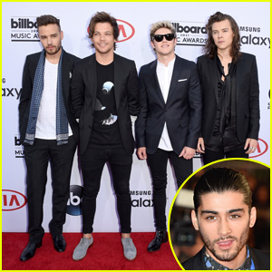 One Direction Fans Are Not Happy The Band is Nominated Against Zayn Malik at Teen Choice Awards 2015