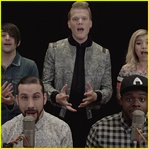 Pentatonix Remembers Michael Jackson With Epic Mash-Up of His Songs - Watch Now!
