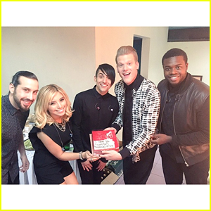 Pentatonix Celebrate Four Year Anniversary After Finding Neverland 'Stars' Lyric Video Drops