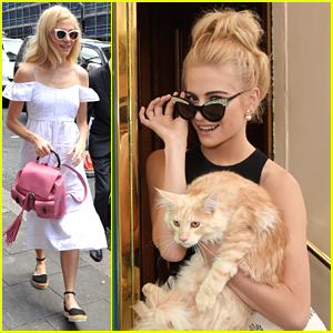 Pixie Lott Is Holly Golightly In West End's 'Breakfast at Tiffany's'!