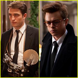 Robert Pattinson & Dane DeHaan Star in 'Life' - New Stills!