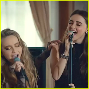 Sabrina Carpenter Debuts 'Eyes Wide Open' Music Video - Watch NOW!