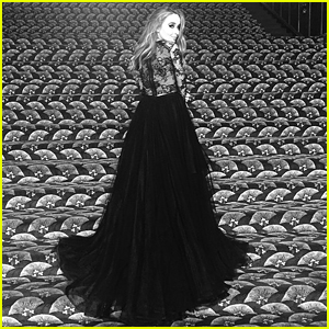 Sabrina Carpenter Releases One Last Teaser For 'Eyes Wide Open' Video Premiere