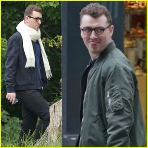 Sam Smith Celebrates Singing Again!