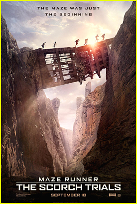 'Maze Runner: The Scorch Trials' Gets A Second Poster - See It Here!