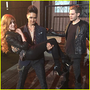 McG Gives Us Major Squad Goals In New 'Shadowhunters' Pics - See Them Here!