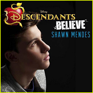 Listen to Shawn Mendes' Track 'Believe' From the Descendants Soundtrack!