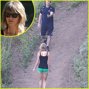 Taylor Swift Went On a Backwards Hike & She's Now Explaining Why!