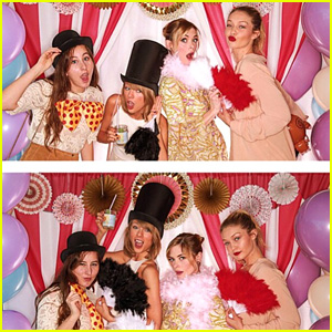 Jaime King Celebrates Fun Baby Shower Courtesy of BFF Taylor Swift!