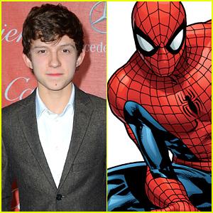Tom Holland Lands Spider-Man Role in Marvel's New Film!