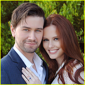 Reign's Torrance Coombs Gets Engaged to Former Miss USA Alyssa Campanella - See the Ring!