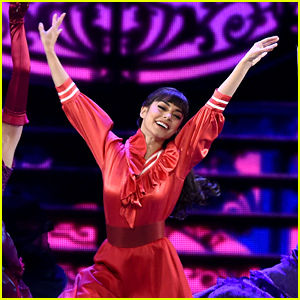 Vanessa Hudgens Performs with 'Gigi' Cast at Tony Awards 2015 - Watch Now!