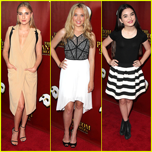 Lauren Taylor & Landry Bender Are 'Best Friends Whenever' At Pantages Theatre