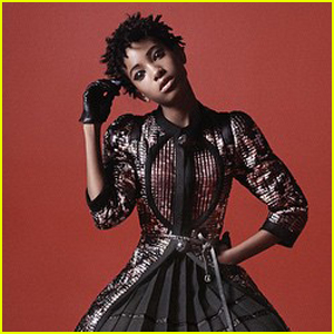 Willow Smith Becomes Young Face of Marc Jacobs Campaign!