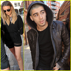 Perrie Edwards: I'll Get Married [to Zayn Malik] When I'm Bloody Ready'!