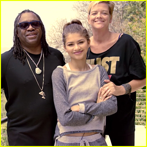 Zendaya Finds The Roots In Her Name For Immigrant Heritage Month - Watch Here!