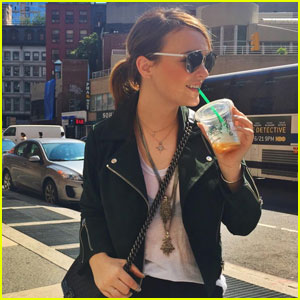 Abi Ann Takes NYC By Storm With Kelly Clarkson! (JJJ Photo Tour Diary #2)