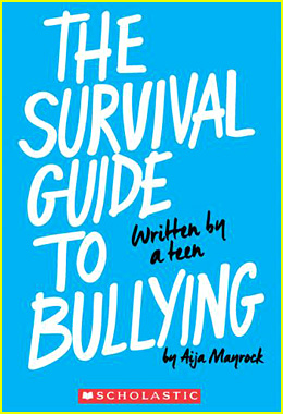 JJJ Book Club: Aija Mayrock's 'The Survival Guide to Bullying'
