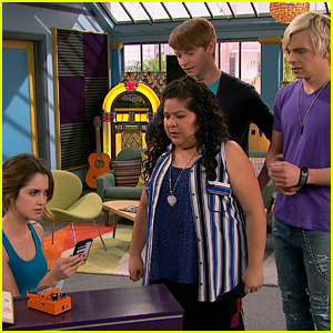 Becky G Dishes On 'Austin & Ally' In Exclusive Featurette - Watch Now!