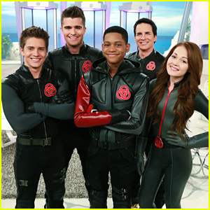 Billy Unger Says His Goodbyes To 'Lab Rats'