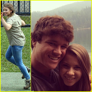 Bindi Irwin is Dating Cute Wakeboarder Chandler Powell!