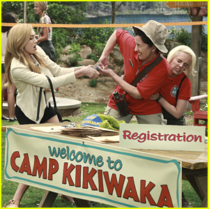 Emma, Zuri & Ravi Go To Camp Kikiwaka Tonight on 'Bunk'D'!
