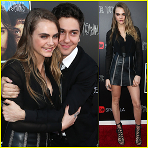 Nat wolff and cara delevingne dating