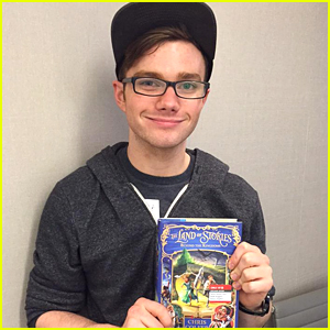 Chris Colfer Reads First Chapter Of 'The Land of Stories' 4 - Listen Here!