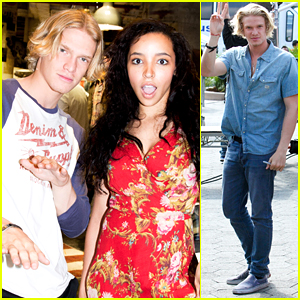 Cody Simpson & Tinashe Talk Dating Rumors, Music & More