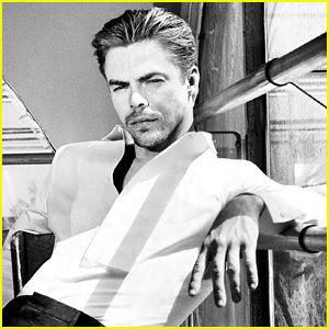 Derek Hough First Thought Reality TV Was 'Absurd'