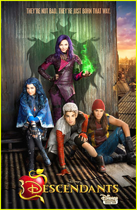 'Descendants' Countdown Week on JJJ!: Which Descendant Would Be Your BFF?