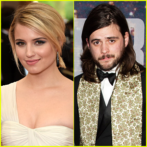 Is Dianna Agron Dating Mumford & Sons' Winston Marsh
