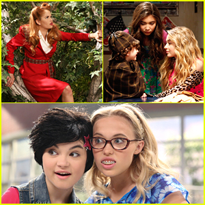 Get A First Look At This Weekend's 'Jessie' 'Girl Meets World' & 'Best Friends Whenever'!