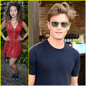 Ella Eyre & Oliver Cheshire Party It Up With Warner Music Group