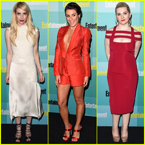 The 'Scream Queens' Cast Takes Comic-Con 2015 by Storm!