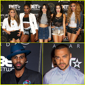 Fifth Harmony Hit The Stage at The Players' Awards 2015!