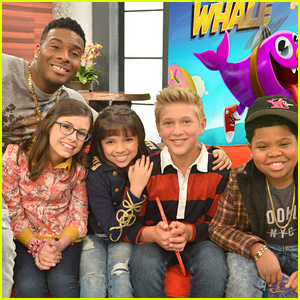 Nickelodeon Announces 'Game Shakers' Cast! (Exclusive Video)