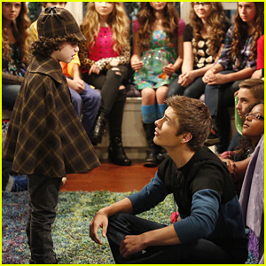 Auggie Plays Detective On 'Girl Meets World' Tonight!