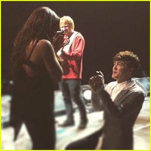 Little Mix's Jesy Nelson Engaged To Rixton's Jake Roche!