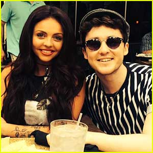 Rixton's Jake Roche Is So Romantic With Jesy Nelson That He's Making Little Mix's Boyfriends Jealous