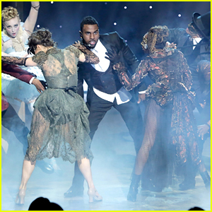 Jason Derulo Performs 'Cheyenne' on 'So You Think You Can Dance' - Watch Here!