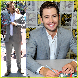 Julian Morris Brings His 'Hand Of God' Cast To San Diego Comic-Con