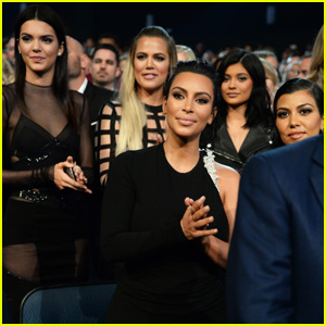 Kendall & Kylie Jenner Watch Caitlyn's ESPYs Speech With Sisters Kim, Khloe, & Kourtney Kardashian