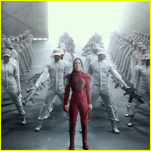 The Army Unites in This New 'Hunger Games: Mockingjay - Part 2' Teaser Trailer - Watch Now!