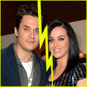Katy Perry Reportedly Breaks Up with John Mayer, Again