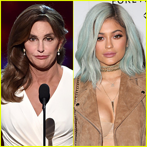 Kylie Jenner & Caitlyn Jenner's First Meeting Seems Really Cute!