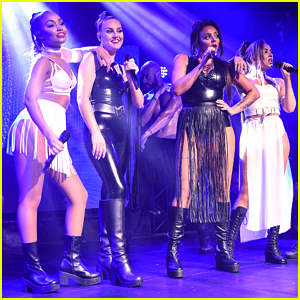 Little Mix Put A 'Black Magic' Spell On G-A-Y Nightclub