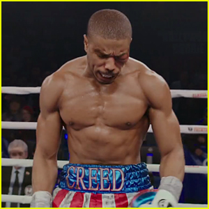 Shirtless Michael B. Jordan Looks So Ripped in 'Creed' Trailer - Watch Now!